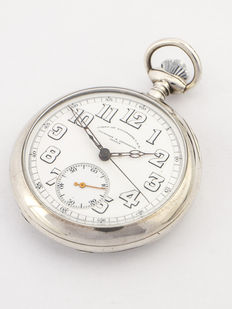 Vacheron Constantin Corps of Engineers USA observation watch with chronograph function, 1940s