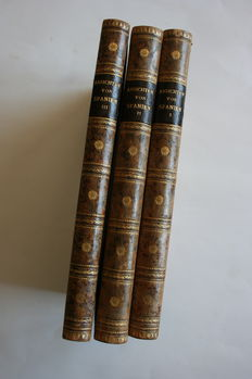 Views of Spain - 3 volumes - 1836