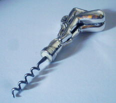Design; Christian Choquet - Erotic female nude corkscrew - 2010