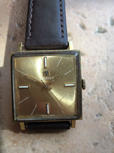 Tissot – unisex watch from the '60s