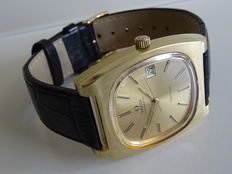 Omega Geneve automatic vintage men's wristwatch, year 1974