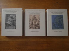 Karel G. Boon -- The Netherlandish and German Drawings of the XVth and XVIth Centuries of the Frits Lugt Collection - 3 volumes - 1992