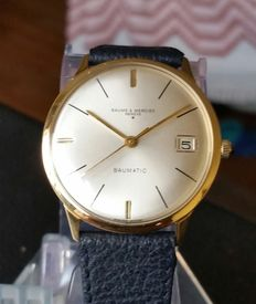 Baume & Mercier - Baumatic - 18 kt gold