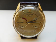 LeCoultre Futurematic. Men's wrist watch 1950s