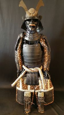 Japanese Samurai Armour Yoroi