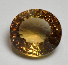 Topaze - Champagne - 17,52 carats - NO RESERVE PRICE