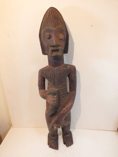 Large Sculpture - Baule - Ivory Coast - Africa