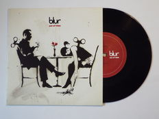"""Blur """"Out Of Time"""", 2003 7"""" Vinyl"""