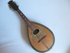 Special antique Mandolin.