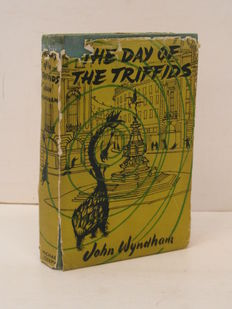 John Wyndham - The Day of the Triffids - 1951