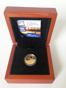 "The Netherlands – Medal 2016 ""100 years of Four Day Marches in Nijmegen"" – gold"