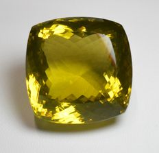 Citrine - Yellow - 145.75 ct.