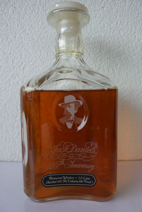 Jack Daniels 125th Anniversary - 1990 for sale