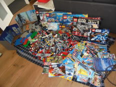 Assorted - 19.5 kg Lego