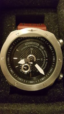 Aeromeister Rotorcraft 1880 AM1205 - Wristwatch