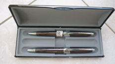 Cross Apogee Sable fountain pen and ballpen