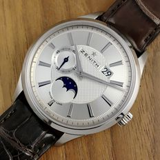 Zenith — Zenith Captain Moonphase 03.2140.691 New With Tags - 2017 — Hombre — 2011 - actualidad