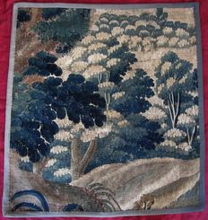 17th Aubusson tapestry