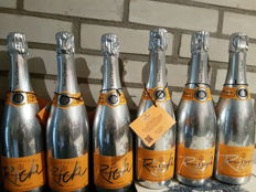 Veuve Clicquot Rich Champagne - 6 bottles (75cl) in original box