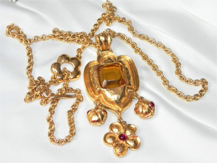 Kenzo Paris – vintage necklace from the 90s