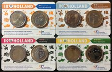 The Netherlands – Holland Coincard 2014, 2015, 2016 and 2017