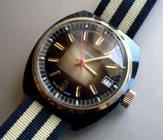 Swiss made Hanowa – Men's wristwatch – 1970s