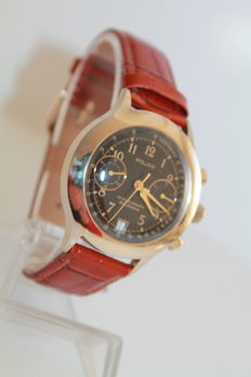 Poljot  Chronograph 3133.Men's.1990s.