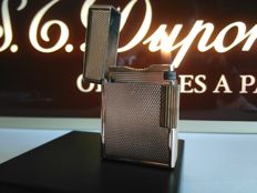 S.T. Dupont Lighter line 1 BS gold-plated
