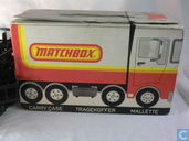 Matchbox Carry Case 1978