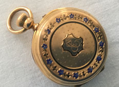 Pocket watch (neck) 19th century