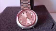 Tissot Orginal  ca 1972-1980 men's watch Switzerland rare design from the 70s Ufo Format