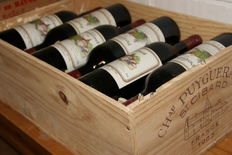 1985 Chateau Puygueraud - 12 bottles