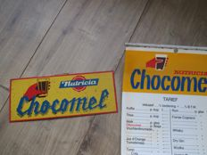Chocomel advertising sign - ca 1950