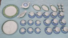 30 delig Wedgwood servies - Watercolour 1995