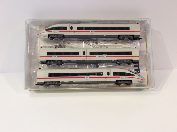 "Trix N - 12744 - Electric train set  BR403/406 ""ICE3"" of the NS   (922)"