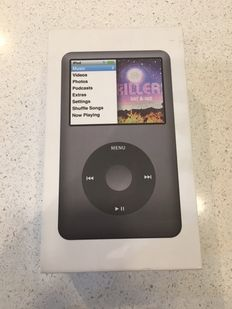 New Ipod Classic 160GB - Footloose edition.