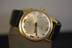 "Verdal ""The Flower Time Date"" - vintage men,s watch from 1960,s in good condition."