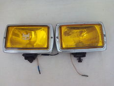 A Pair of Marchal 859 GT Iode Fog Lights, 1970's