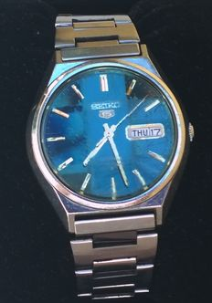 Seiko 5 Automatic 781802 TL - Vintage - rare men's wristwatch