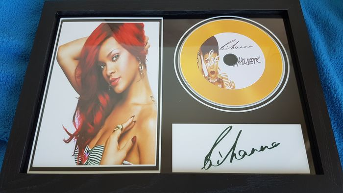 Rihanna - Framed Record