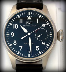 "IWC Big Pilot's ""Santoni Edition"" – Men's – New, 2017"
