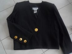 Yves Saint Laurent Variation – Black Jacket.