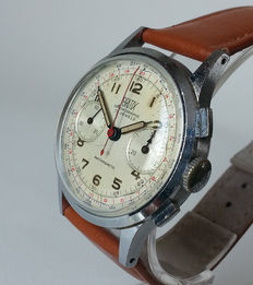 BRITIX mecanic chronograph, men's watch from the 1950's