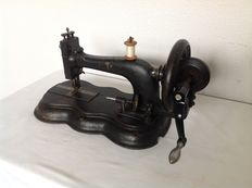 Antique sewing machine, around 1870/1880