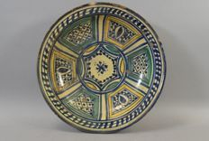 Maiolica polychrome bowl -
