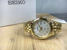 Seiko classic lady gold SUR792P1 watch – 2017 – never worn