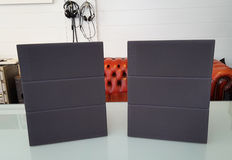 B&O Bang & Olufsen speakers type 6515 Red line speakerset