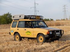Land Rover - Discovery 300 Camel Trophy - 1995