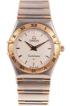 Omega Constellation women's watch, ref.: