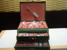 Silver cutlery set - Manufacturer Farco - Model Versalle - Spain